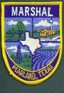 Pearland Marshal