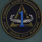 PEARLAND 40 COMBINED AGENCY RESPONSE TEAM