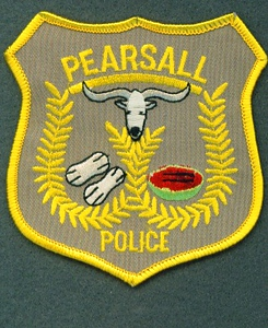 Pearsall Police