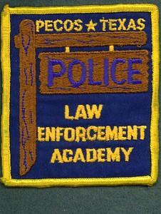 Pecos Police