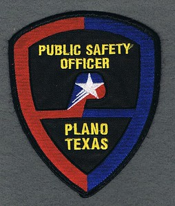 PLANO PUBLIC SAFETY OFFICER USED