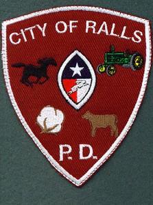 Ralls Police