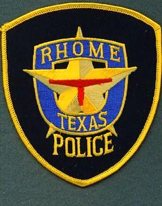 Rhome Police