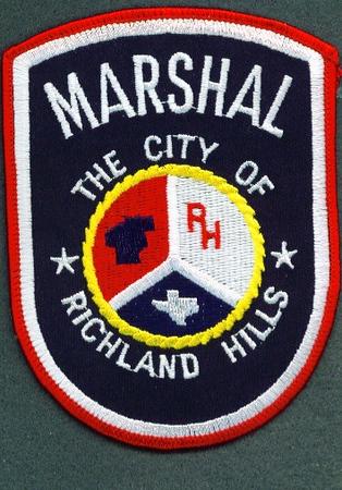 Richland Hills Marshal