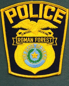 Roman Forest Police