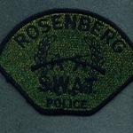 ROSENBERG 100 SWAT GREEN
