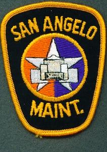 SAN ANGELO 30 MAINT