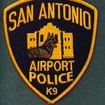 SAN ANTONIO AIRPORT 50 K-9