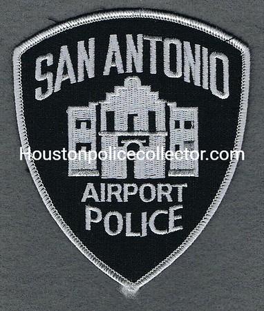 SAN ANTONIO AIRPORT USED