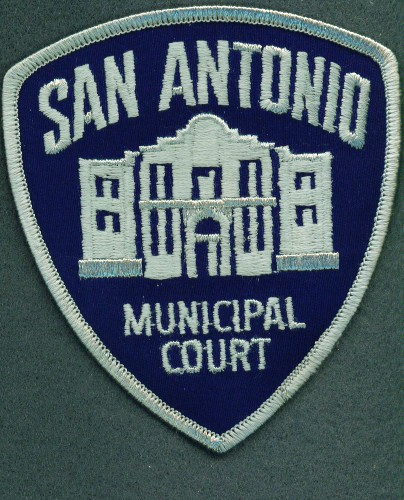 San Antonio Court & Detention