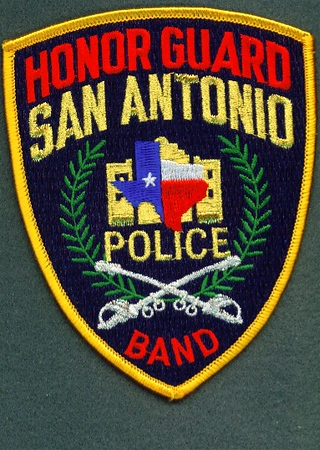SAN ANTONIO 152 HONOR GUARD