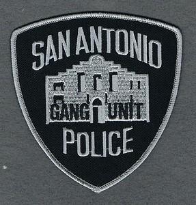 SAN ANTONIO GANG UNIT