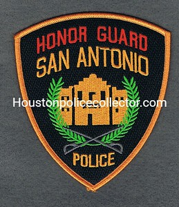 SAN ANTONIO HONOR GUARD