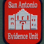 SAN ANTONIO 130 EVIDENCE UNIT RED