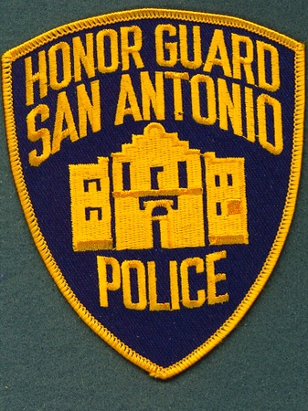 SAN ANTONIO 150 HONOR GUARD 1