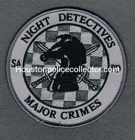 SAPD NIGHT DETECTIVES MAJOR CRIMES