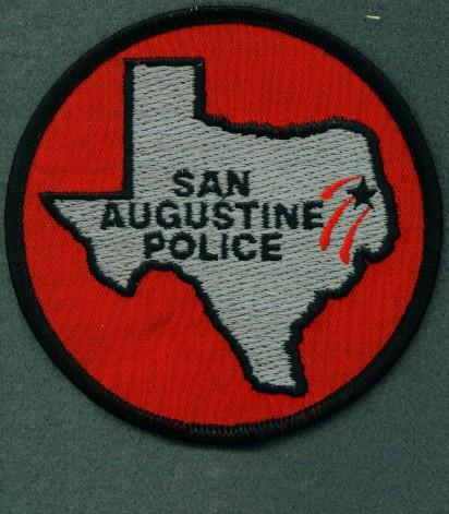 San Augustine Police