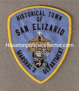 San Elizario Marshal