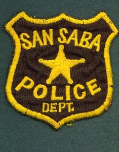 San Saba Police