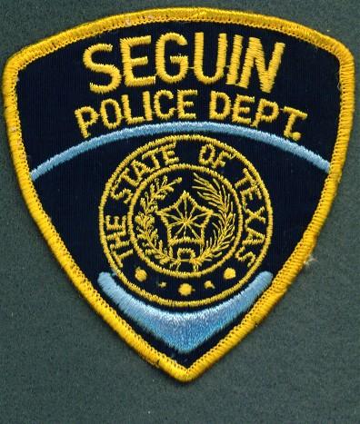 Seguin Police