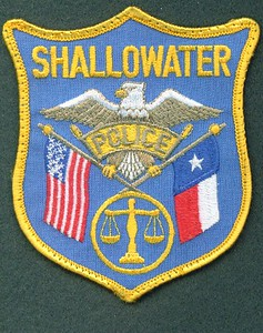 Shallowater Police