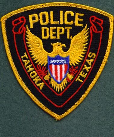 Tahoka Police