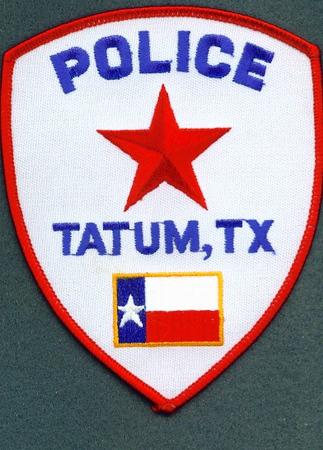 Tatum Police