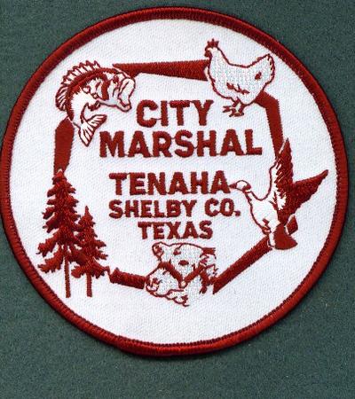 TENAHA MARSHAL 10