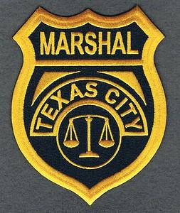 TEXAS CITY MARSHAL