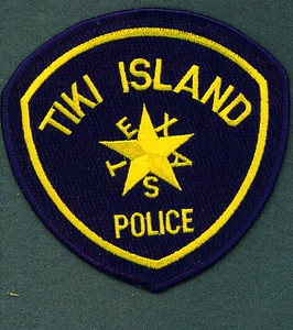 Tiki Island Police