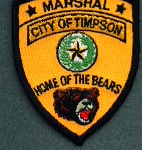 TIMPSON MARSHAL SMALL 56