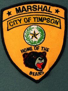 TIMPSON MARSHAL 10