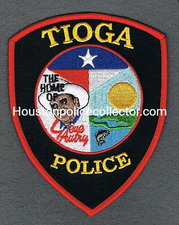 Tioga Police