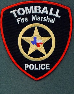 TOMBALL 150 FIRE MARSHAL