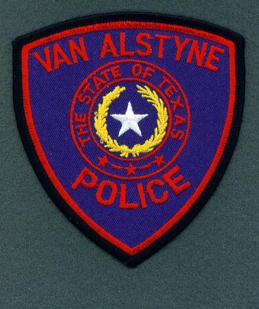 Van Alstyne Police