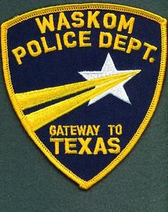 Waskom Police