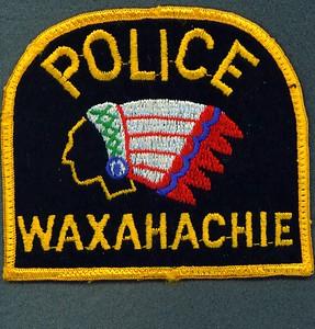 Waxahachie Police
