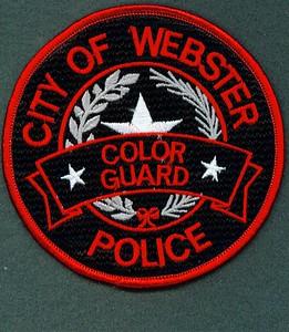 WEBSTER 42 COLOR GUARD