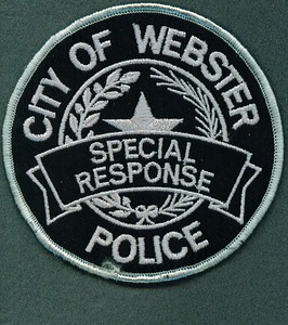 WEBSTER 45 SPECIAL RESPONSE