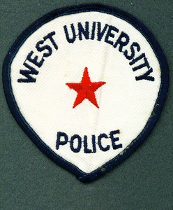 West University Place Police