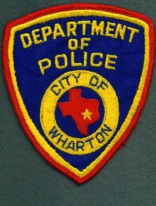 Wharton Police