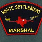 WHITE SETTLEMENT 40 MARSHAL