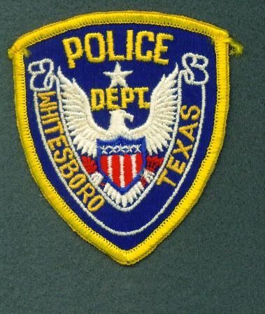 Whitesboro Police