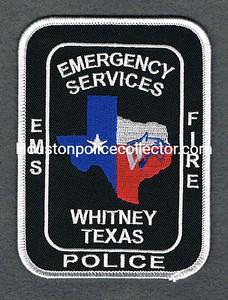 WHITNEY EMERGENCY SERVICES