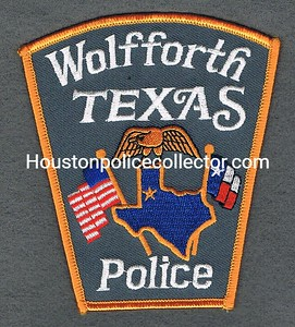 Wolfforth Police