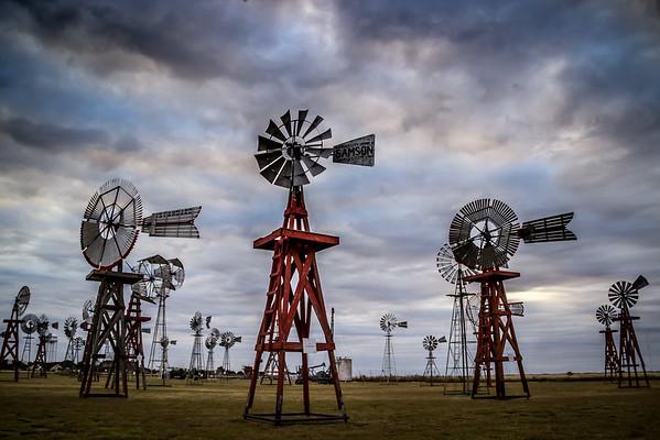 Texas Panhandle images - July thru October 2015