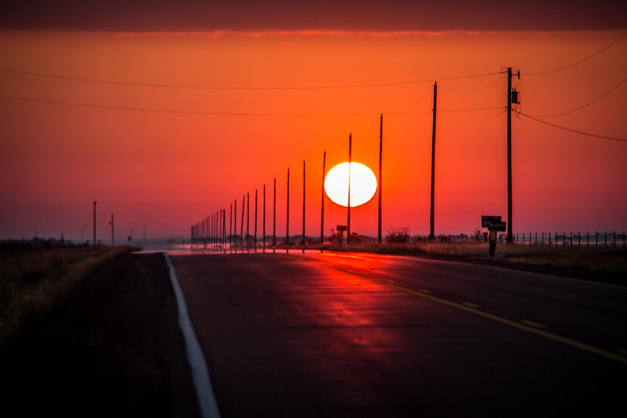 Highway to Sunrise