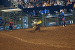 Bull Ridin' -Houston Livestock And Rodeo Show 2012