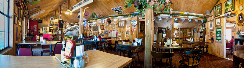 Coal Mine Restaurant In Bremond Texas
