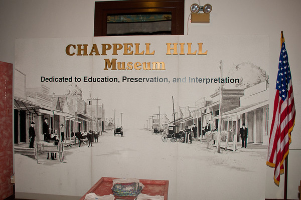 Daniel Cendalski At The Chappell Hill Museum
